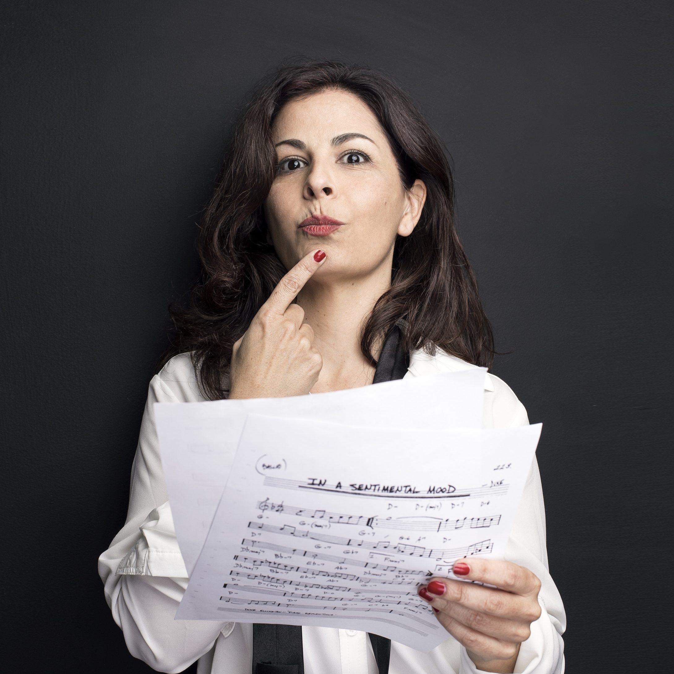 Nuria Da SIlva, vocal coach