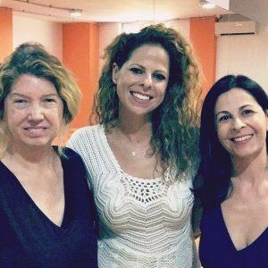 Imagen de Pastora Soler y su vocal coach